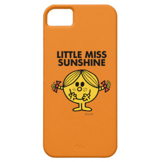 Little Miss Sunshine | Funny & Freckled iPhone 5 Cases