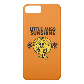 Little Miss Sunshine | Funny & Freckled iPhone 8 Plus/7 Plus Case