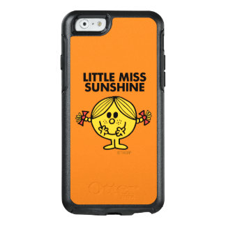 Little Miss Sunshine | Funny & Freckled OtterBox iPhone 6/6s Case