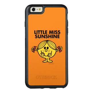 Little Miss Sunshine | Funny & Freckled OtterBox iPhone 6/6s Plus Case