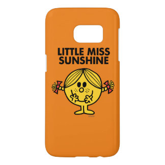 Little Miss Sunshine | Funny & Freckled Samsung Galaxy S7 Case