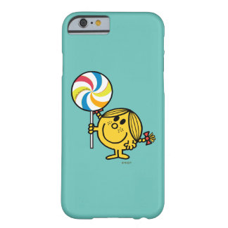 Little Miss Sunshine | Giant Lollipop Barely There iPhone 6 Case