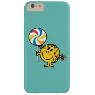 Little Miss Sunshine | Giant Lollipop Barely There iPhone 6 Plus Case