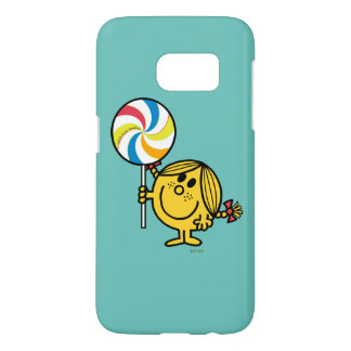 Little Miss Sunshine | Giant Lollipop Samsung Galaxy S7 Case