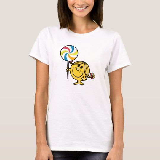Little Miss Sunshine | Giant Lollipop T-Shirt