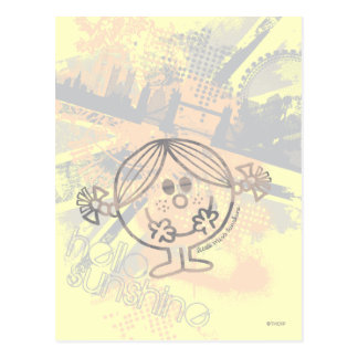 Little Miss Sunshine | Hello Sunshine Postcard