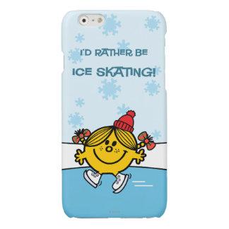 Little Miss Sunshine Ice Skating