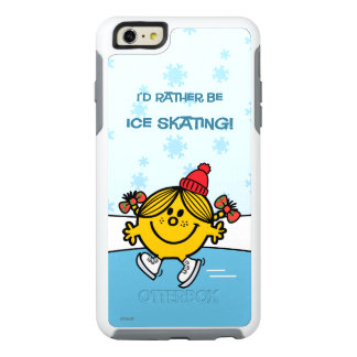 Little Miss Sunshine Ice Skating 4 OtterBox iPhone 6/6s Plus Case