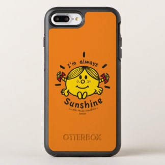 Little Miss Sunshine | I'm Always Sunshine OtterBox Symmetry iPhone 8 Plus/7 Plus Case