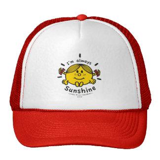 Little Miss Sunshine   I'm Always Sunshine Trucker Hat