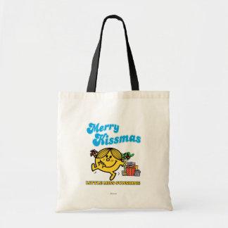 Little Miss Sunshine | Merry Kissmas Budget Tote Bag