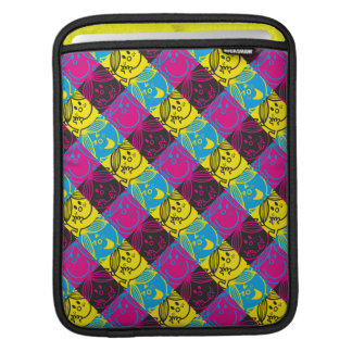 Little Miss Sunshine | Neon Pattern iPad Sleeve