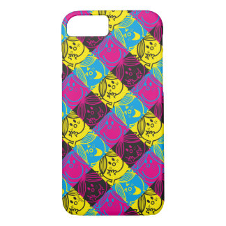 Little Miss Sunshine | Neon Pattern iPhone 7 Case