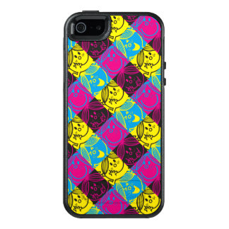 Little Miss Sunshine | Neon Pattern OtterBox iPhone 5/5s/SE Case