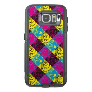 Little Miss Sunshine | Neon Pattern OtterBox Samsung Galaxy S6 Case