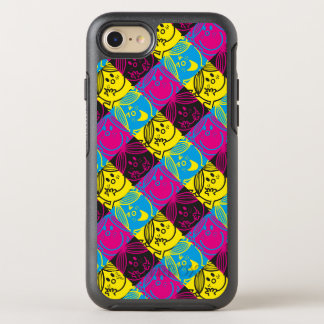 Little Miss Sunshine | Neon Pattern OtterBox Symmetry iPhone 8/7 Case