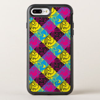 Little Miss Sunshine | Neon Pattern OtterBox Symmetry iPhone 8 Plus/7 Plus Case