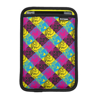Little Miss Sunshine | Neon Pattern Sleeve For iPad Mini