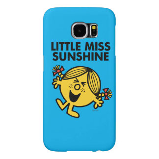 Little Miss Sunshine Samsung Galaxy S6 Cases