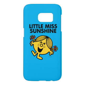 Little Miss Sunshine Samsung Galaxy S7 Case