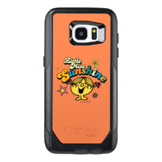Little Miss Sunshine | Stars & Flowers OtterBox Samsung Galaxy S7 Edge Case