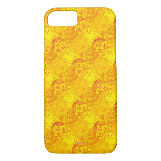 Little Miss Sunshine | Sunny Yellow Pattern iPhone 8/7 Case