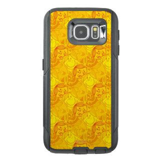 Little Miss Sunshine | Sunny Yellow Pattern OtterBox Samsung Galaxy S6 Case