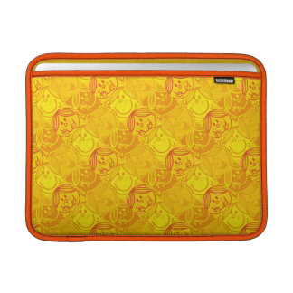 Little Miss Sunshine | Sunny Yellow Pattern Sleeve For MacBook Air