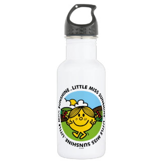 Little Miss Sunshine | Sunshine Circle 532 Ml Water Bottle