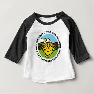 Little Miss Sunshine | Sunshine Circle Baby T-Shirt