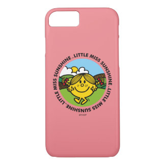 Little Miss Sunshine   Sunshine Circle iPhone 8/7 Case