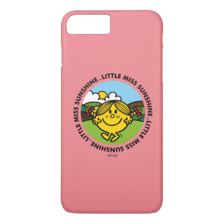 Little Miss Sunshine | Sunshine Circle iPhone 8 Plus/7 Plus Case