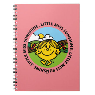 Little Miss Sunshine | Sunshine Circle Notebook