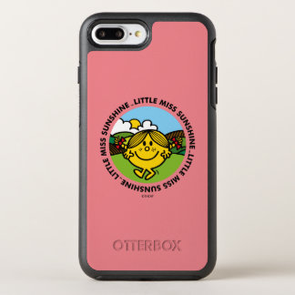 Little Miss Sunshine | Sunshine Circle OtterBox Symmetry iPhone 8 Plus/7 Plus Case