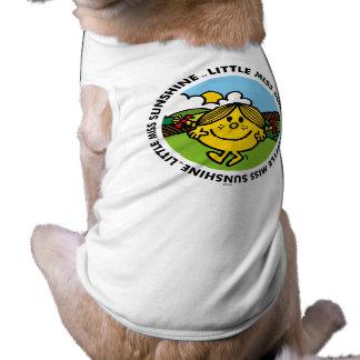 Little Miss Sunshine   Sunshine Circle Pet Clothing