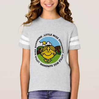 Little Miss Sunshine | Sunshine Circle T-Shirt
