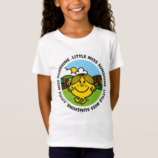 Little Miss Sunshine | Sunshine Circle T-Shirt