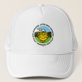 Little Miss Sunshine | Sunshine Circle Trucker Hat