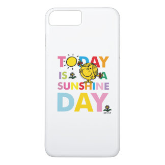 Little Miss Sunshine | Today is a Sunshine Day iPhone 8 Plus/7 Plus Case