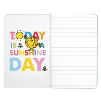 Little Miss Sunshine | Today is a Sunshine Day Journal