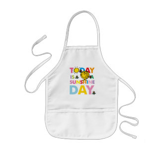 Little Miss Sunshine | Today is a Sunshine Day Kids Apron