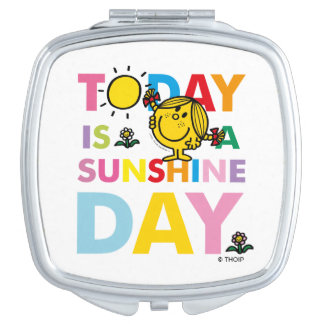 Little Miss Sunshine | Today is a Sunshine Day Mirror For Makeup