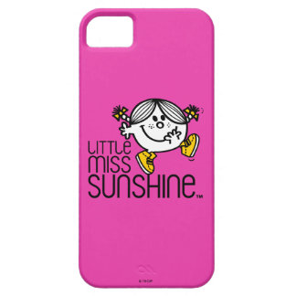 Little Miss Sunshine Walking On Name Graphic iPhone 5 Cover