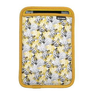 Little Miss Sunshine Yellow Character Pattern iPad Mini Sleeve