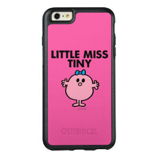 Little Miss Tiny | Black Lettering OtterBox iPhone 6/6s Plus Case