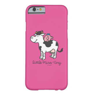 Little Miss Tiny | Cow Riding Barely There iPhone 6 Case