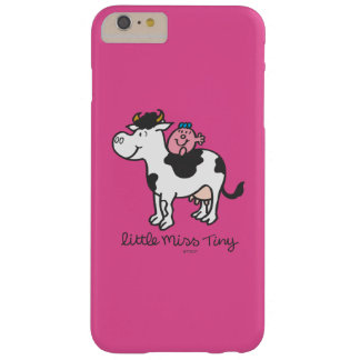 Little Miss Tiny | Cow Riding Barely There iPhone 6 Plus Case