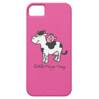 Little Miss Tiny | Cow Riding iPhone 5 Cases