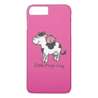 Little Miss Tiny | Cow Riding iPhone 7 Plus Case