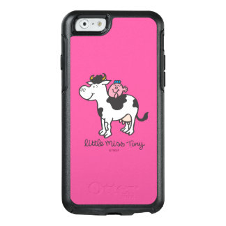 Little Miss Tiny | Cow Riding OtterBox iPhone 6/6s Case